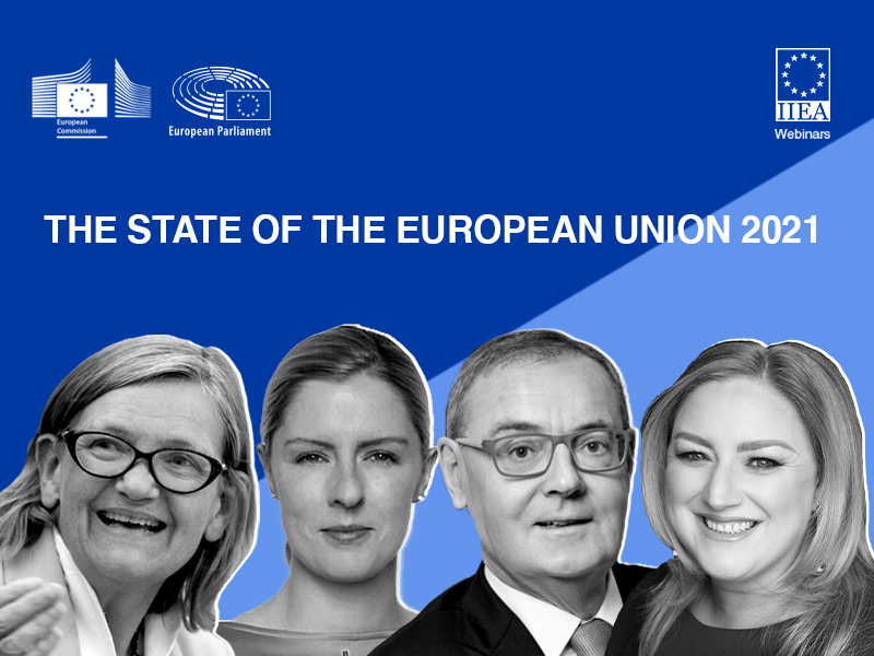 SOTEU 2021: Image promoting event
