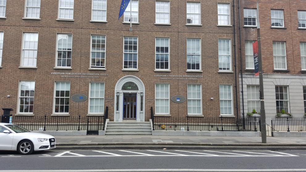 Europe House, Lr Mount Street, Dublin 2