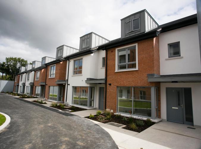 Social housing in Dublin