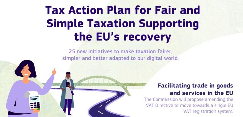 Infographic about the Tax Action Plan