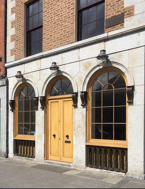 The exterior of 18 Ormond Quay, Dublin