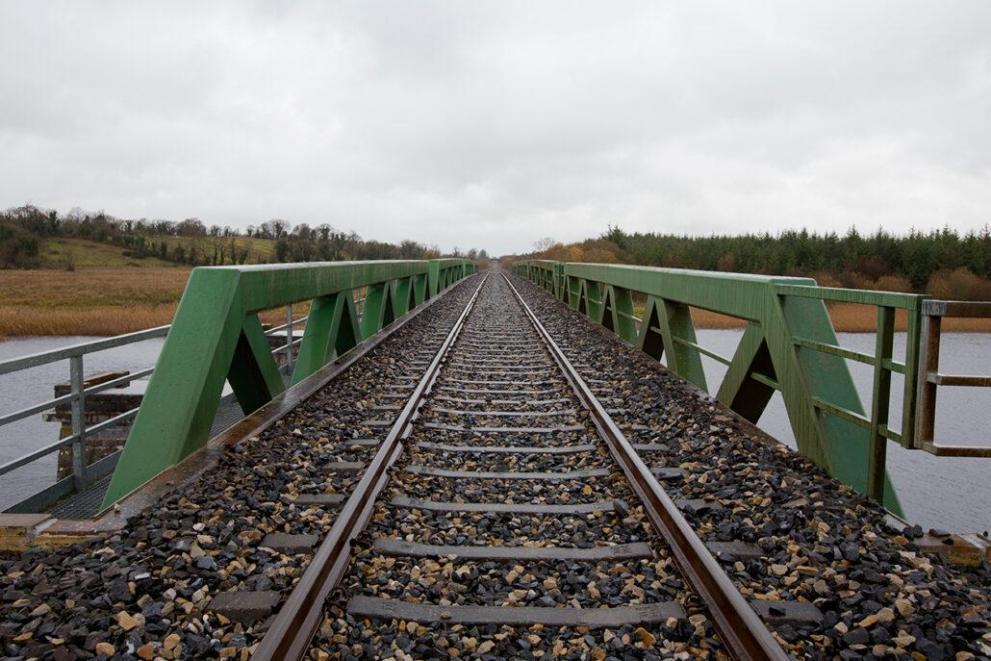 Drumsna Bridge in Co Leitrim