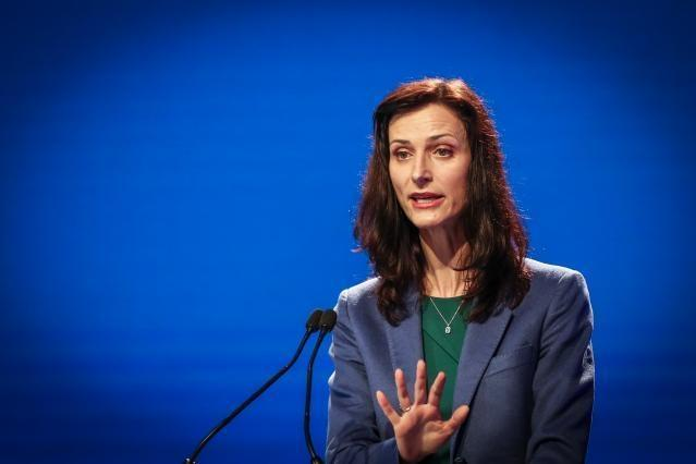 Mariya Gabriel, European Commissioner for Innovation, Research, Culture, Education and Youth