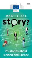 """Image of the cover of """"What's the Story?"""""""