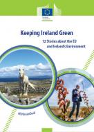 """Image from the cover of """"Keeping Ireland Green"""""""